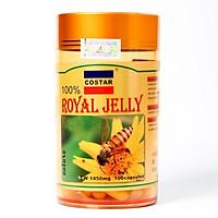 Thực phẩm chức năng Sữa Ong Chúa Úc Costar Royal Jelly Soft 1450mg 100 viên
