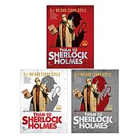 Thám Tử Sherlock Holmes Toàn Tập (Trọn Bộ 3 Tập)