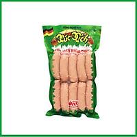 Xúc Xích Hong Khói Đức Việt Food Gói 500g(Nhận đơn qua Grab/NowShip)