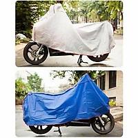 (LOẠI ĐẸP) bạt phủ trùm che xe máy sh vespa moto pkl vision xe đạp điện chống nắng mưa vải dù