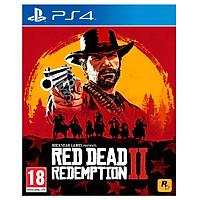 Đĩa game red dead redemption 2 cho playstation 4- Hàng Nhập Khẩu - hệ asia