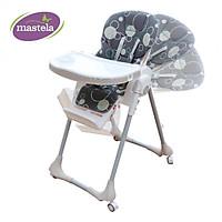 Ghế ngồi ăn cao đa năng điều chỉnh nhiều tư thế Mastela 1015 / Aricare mẫu mới