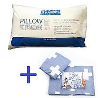 Đôi ruột gối hilton pillows tặng kèm vỏ gối