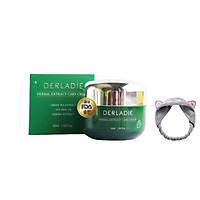 Kem Dưỡng Tràm Trà Giảm Mụn Kiềm Dầu 12 Giờ DERLADIE Herbal Extract Care Cream 50ml + Tặng Kèm 1 Băng Đô Tai Mèo ( Màu Ngẫu Nhiên)