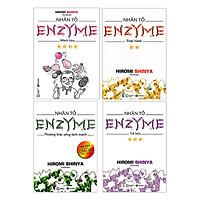 Nhân Tố Enzyme (Trọn Bộ 4 Cuốn Mới Nhất ) - Tái Bản 2021