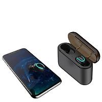 Tai Nghe Bluetooth 5.0 Không Dây True wireless Q32 Chống Nước IPX5 Cao Cấp - Hàng Chính Hãng