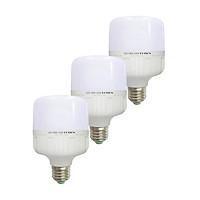 3 Bóng đèn Led trụ 18w 20w tiết kiệm điện sáng trắng-vàng nắng Posson LC-N18-18G