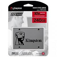 Ổ Cứng SSDNOW Kingston UV500 Sata3 - Hàng Chính Hãng - 240GB