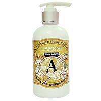 Sữa Dưỡng Thể L'amont En Provence Almond & Olive Whitening Body Lotion Chai 250ml