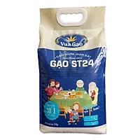 [Chỉ Giao HCM] - Big C - Gạo thơm đậm đà ST24 5kg - 50056