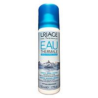 Xịt khoáng cấp ẩm, tái tạo da, giảm kích ứng mẩn đỏ Uriage Thermal Water 50ml (mẫu mới)