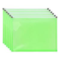 Xấp 6 Bìa Kéo FB1011 - Màu Ngẫu Nhiên