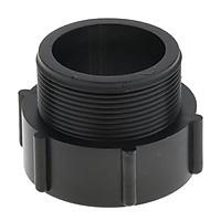"""2 """"Bộ Chuyển đổi Van Bể IBC Cho ống Nhựa DN50 BSP"""