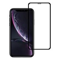 Miếng Dán Kính Cường Lực cho Iphone XR - Full màn hình - Màu Đen - Hàng Chính Hãng