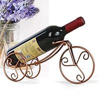 Giá để Rượu hình xe Đạp độc đáo