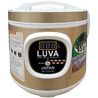 Máy làm tỏi đen tùy chỉnh thời gian LUVA D2(NEW) Công Nghệ Nhật Bản - Hàng chính hãng