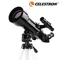 CELESTRON Astronomical Telescope TRAVEL70400 Multi-layer Coating HD Zoom Refractive Astronomical Telescope 70mm Caliber