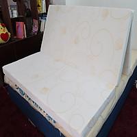 Nệm Bông Ép Adora Fiber dày 15cm