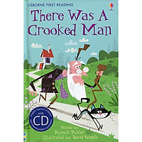 Usborne There was a Crooked Man + CD