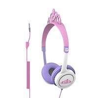 Tai nghe iFrogz Headphone-Little Rockerz Costume-FG-Princess - Hàng chính hãng