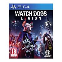 Đĩa Game Watch Dogs Legion cho máy PS4 & PS5 - Hàng Nhập Khẩu