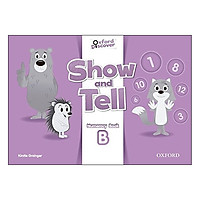 Show and Tell 3: Numeracy Book