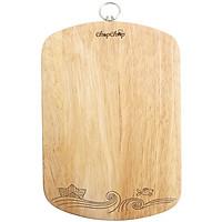 Thớt Chopchop chữ nhật khoen xoay gỗ Đức Thành