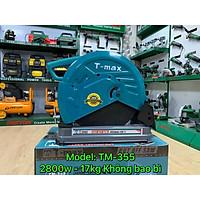 Máy Cắt Sắt Bàn T-MAX TM-355, 2800W, Có Kèm Lưỡi Cắt 355mm, Công Nghệ Nhật Bản - Nặng 16 Kg