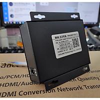 Bộ kéo dài hdmi 120m qua cáp mạng lan Ho-link HL-HDMI-120Tx ( chiếc truyền TX) - Hàng chính hãng