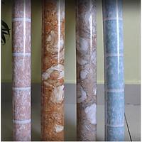 Giấy dán tường Loại Cao Cấp Phủ Lớp Chống Bụi Hoa Văn Đẹp Khổ ( 60cm x 10M ) HPMWallpaper