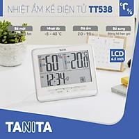 Nhiệt ẩm kế điện tử TT538 chính hãng nhật,Nhiệt ẩm kế cơ,Nhiệt ẩm kế điện tử,Nhiệt ẩm kế nhật,Nhiệt ẩm kế chính xác,Nhiệt ẩm kế phòng,Nhiệt ẩm kế trong phòng cho trẻ sơ sinh,Nhiệt ẩm kế treo tường,Nhiệt ẩm kế đo độ ẩm