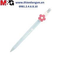 Bút chì kim bấm 0.5mm M&G - AMPV9901 thân màu xanh