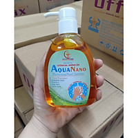 Combo 3 tặng 1 : Gel Rửa tay Dưỡng Da - Dưỡng ẩm AQUA NANO 300ml