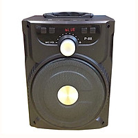 Loa kẹo kéo bluetooth karaoke p088 kèm 1 micro dây