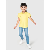 Quần jeans bé gái regular CANIFA - 1BJ21S002