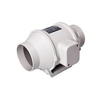 Quạt thông gió nối ống phi 100 - Quạt hút đồng trục cấp khí tươi cho công trình nhà - Hàng chính hãng GDXLFJ siêu chống ồn