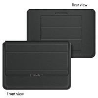Laptop Cho MacBook Pro 13 Túi M1 Không Dành Cho Mac Air 13 Dành Cho 15-16 inch Laptop Đa Năng Bao Da PU