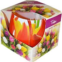 Ly nến thơm Admit ADM5495 Tulips 100g (Hương hoa tulips)