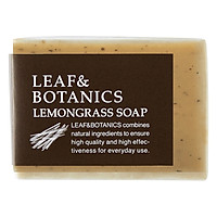 Xà Phòng Rửa Mặt Hương Sả Matsuyama Mother Soap Lemongrass (90g)
