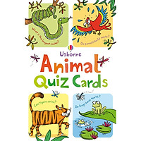 Activity Card: Animal Quiz Cards