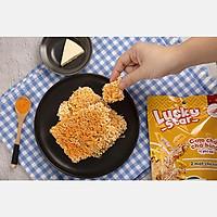 Cơm cháy chà bông vị phô mai Lucky Star 50g thơm ngon đậm vị nhiều dinh dưỡng đồ ăn vặt Zonzon