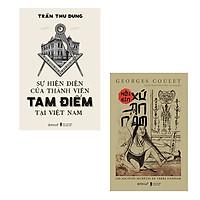 Combo Hội Kín Việt Nam Xưa: Sự hiện diện của thành viên Tam Điểm tại Việt Nam +  Hội kín xứ An Nam