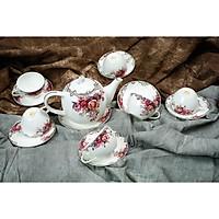 Bộ tách trà Sứ Xương 14 món 1459027