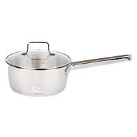 Quánh Inox Cao Cấp 3 Đáy Happy Cook Milan Plus Q16-MLP (16cm)
