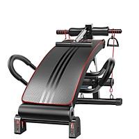 Ghế cong tập bụng đa năng AD177 hỗ trợ nhiều bài tập gym tại nhà hiệu quả hệ thống giảm chấn giúp tập gym an toàn hơn