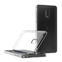 Ốp Dẻo Trong Suốt Dành Cho Nokia 6