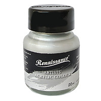 Bộ Màu Acrylic Renaissance Masterart Series (15 màu x 20 ml)
