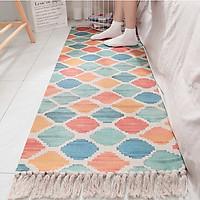 Thảm lau chân phòng ngủ thảm trải chân sofa