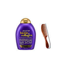 Dầu Xả Ogx Biotin & Collagen Conditioner 385ml + TẶNG LƯỢC