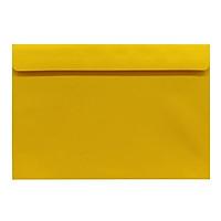 Bộ 10 Bao Thư Grand A5 - Màu Vàng